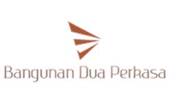 Logo Bangunan Dua Perkasa