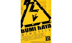 Logo Bumi Raya Electric
