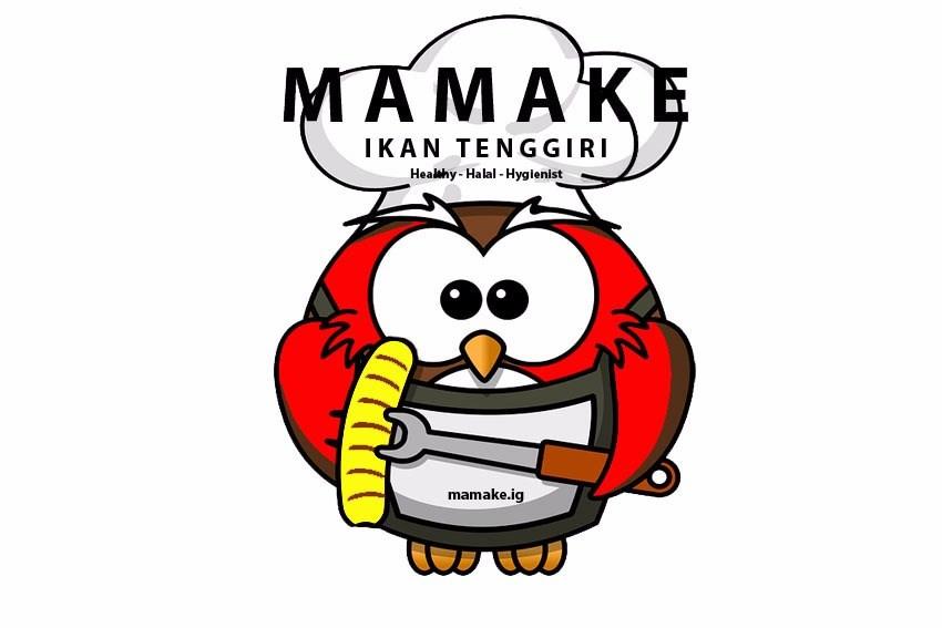 Logo UD. Mamake Snack