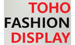 Toko Toho Fashion Display