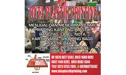 Toko Duta Plastik Printing