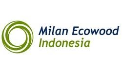 Logo PT. Milan Ecowood Indonesia