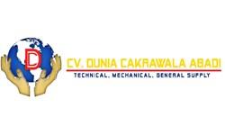 Logo CV. Dunia Cakrawala Abadi