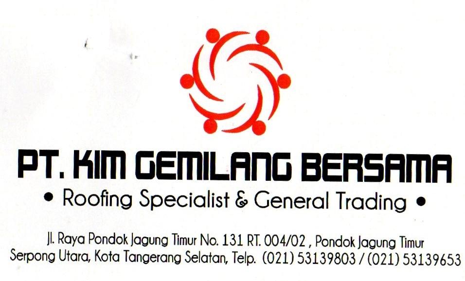 Logo PT. Kim Gemilang Bersama