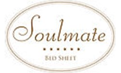 Logo Soulmate Bedsheet