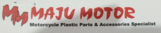 Logo Toko Maju Motor