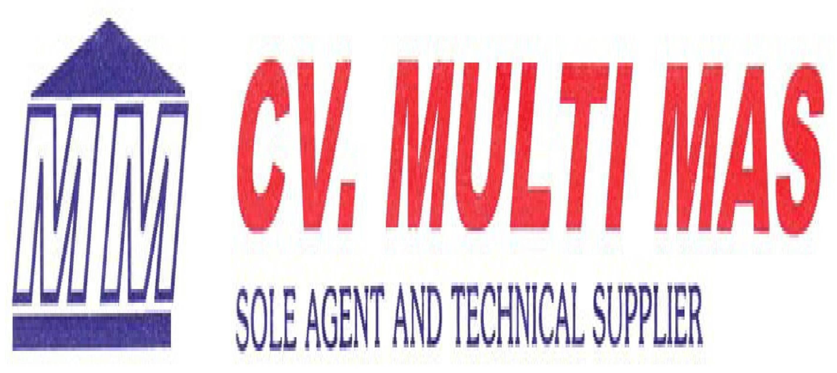 Logo CV. Multi Mas