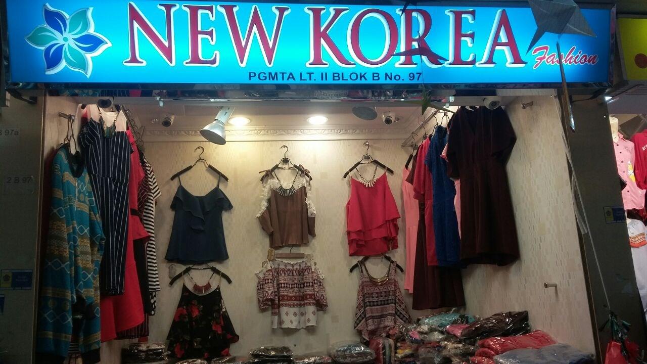 Logo Toko New Korea