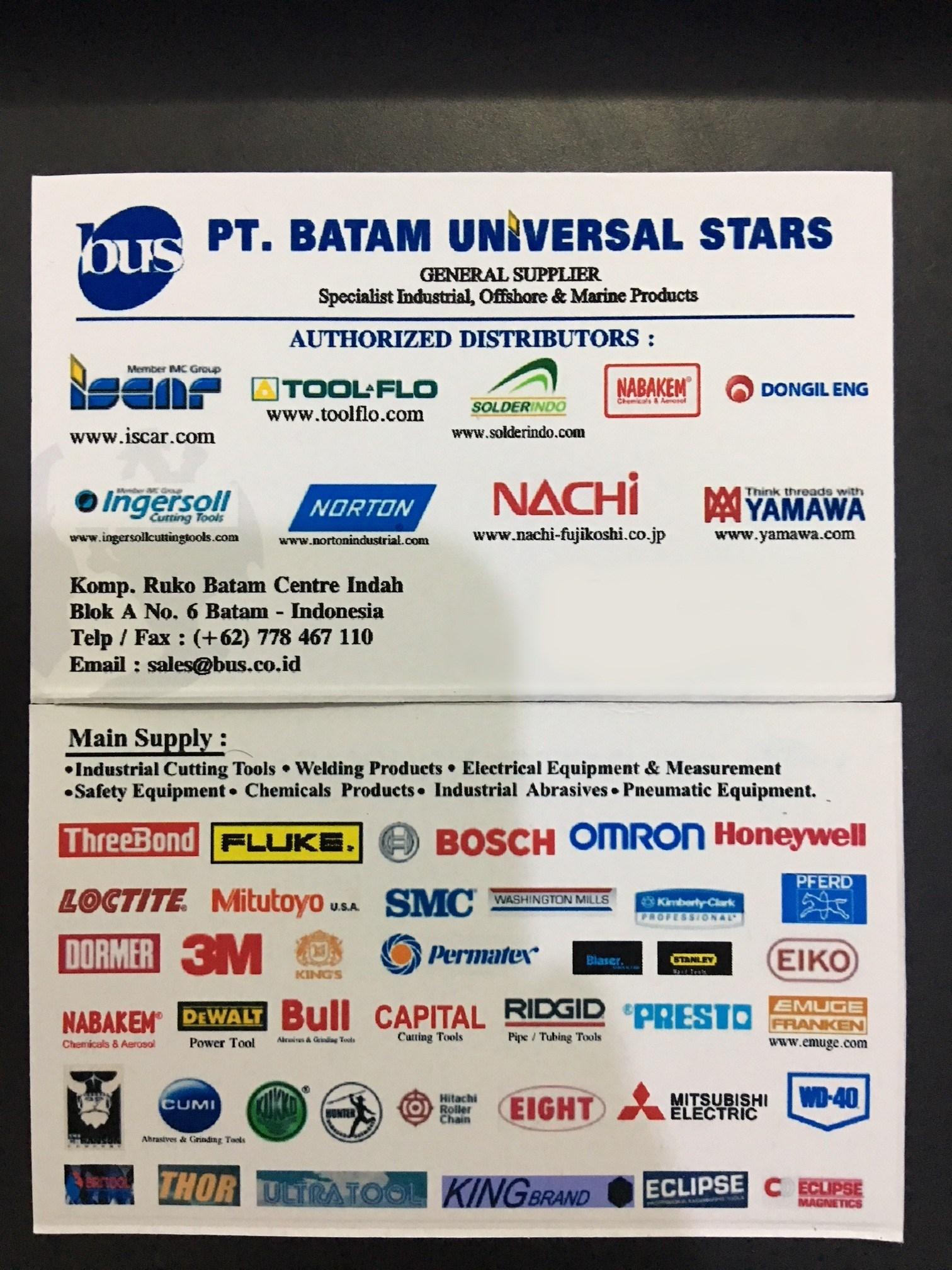 PT  Batam Universalstars