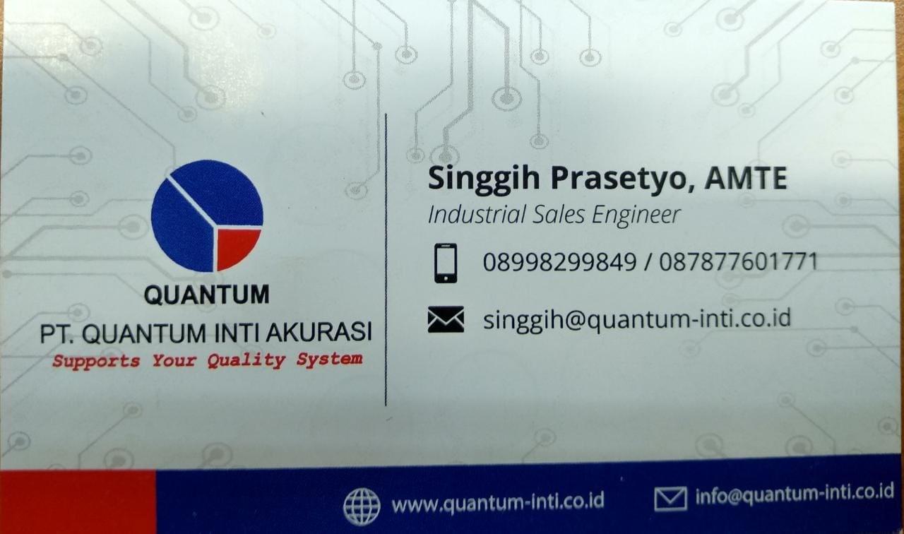 PT. Quantum Inti Akurasi