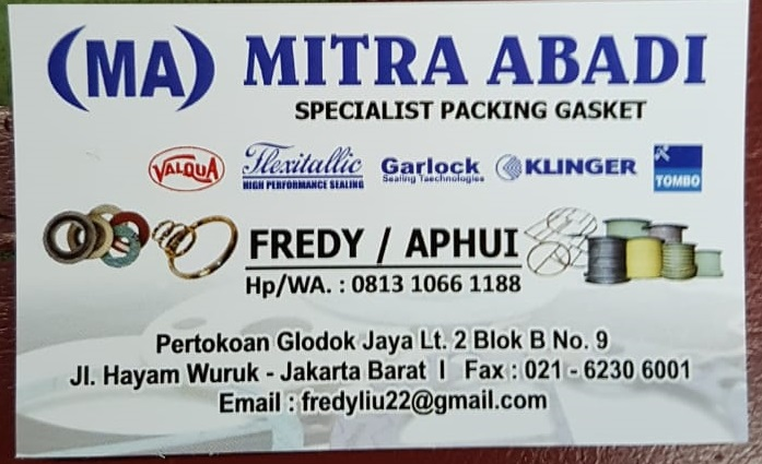 Logo Mitra Abadi Packing