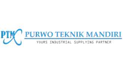 Logo PT Purwo Teknik Mandiri