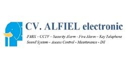 Logo CV. Alfiel Electronic