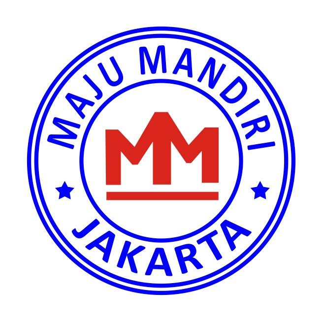 Logo Toko Maju Mandiri
