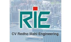 Logo CV. Redho Illahi Engineering