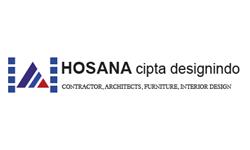 Logo PT  Hosana Cipta Designindo