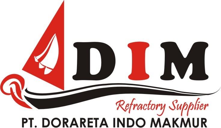 Logo PT. Dorareta Indo Makmur Dim Refractory