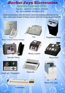 Berkat Jaya Electronics