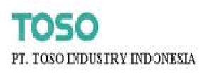 Logo PT  Toso Industry Indonesia