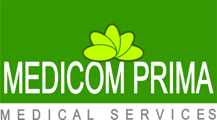 Logo PT  Medicom Prima