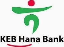 Logo PT  Bank Keb Hana
