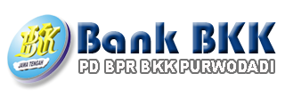 Logo PT  Bpr Bkk Purwodadi