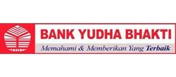 Logo PT  Bank Yudha Bhakti Tbk