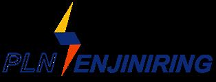 Logo PT  Pln (Persero) Pusat Enjiniring Ketenagalistrikan