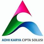 Logo PT  Adhi Karya Cipta Solusi