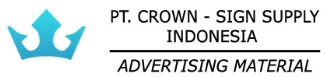 Crown-Sign Supply Indonesia