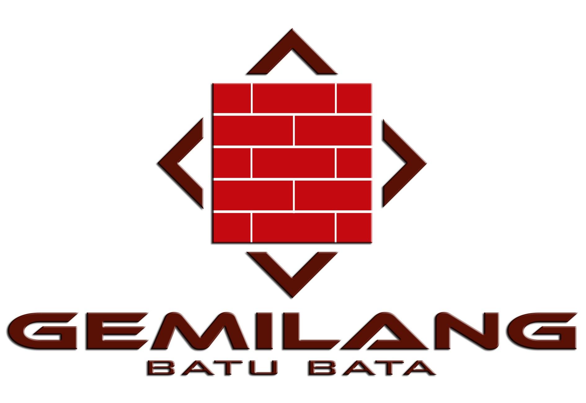 Logo Toko Gemilang Batu Bata