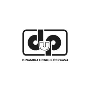 Logo PT  Dinamika Unggul Perkasa