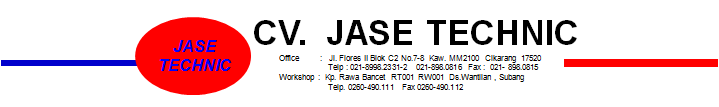 Logo CV. Jase Technic