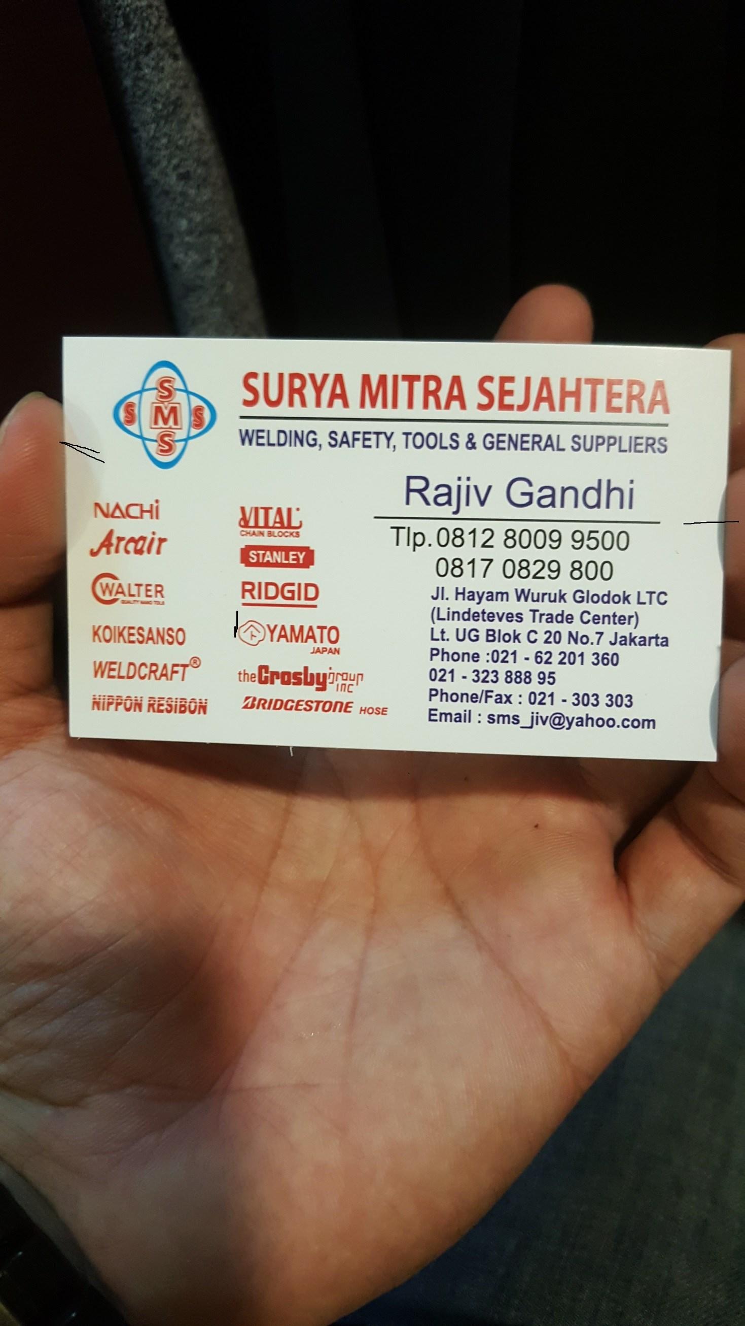 Surya Mitra Sejahtera
