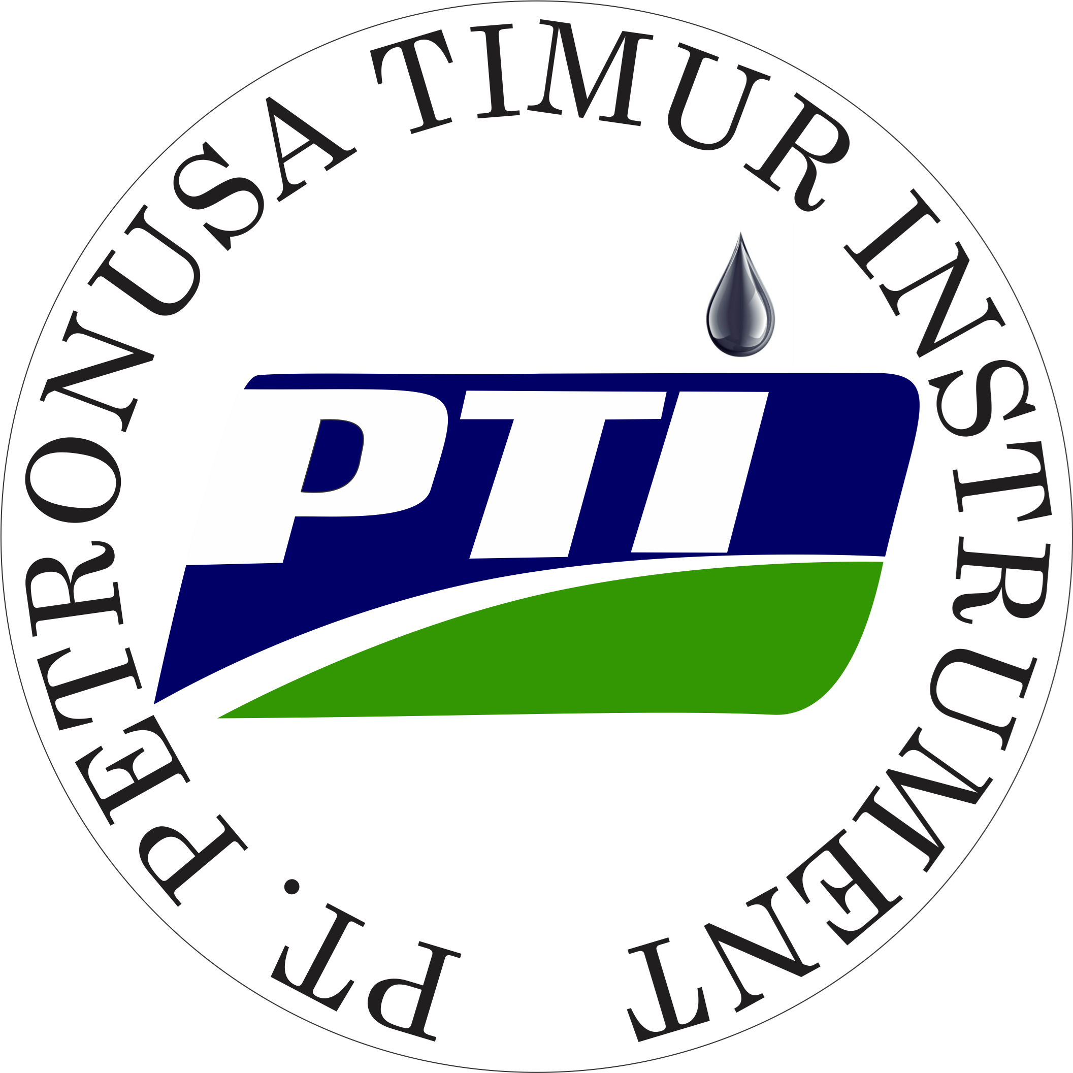 Logo PT. Petronusa Timur Instrument