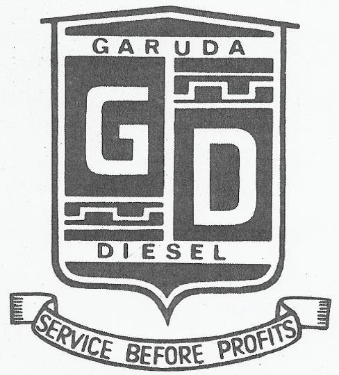 Logo PT. Garuda Diesel (Ltd)