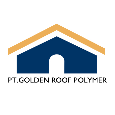 Logo PT  Golden Roof Polymer