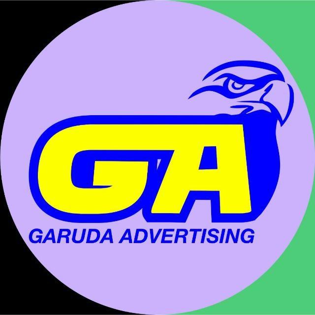 Logo Garuda Advertising