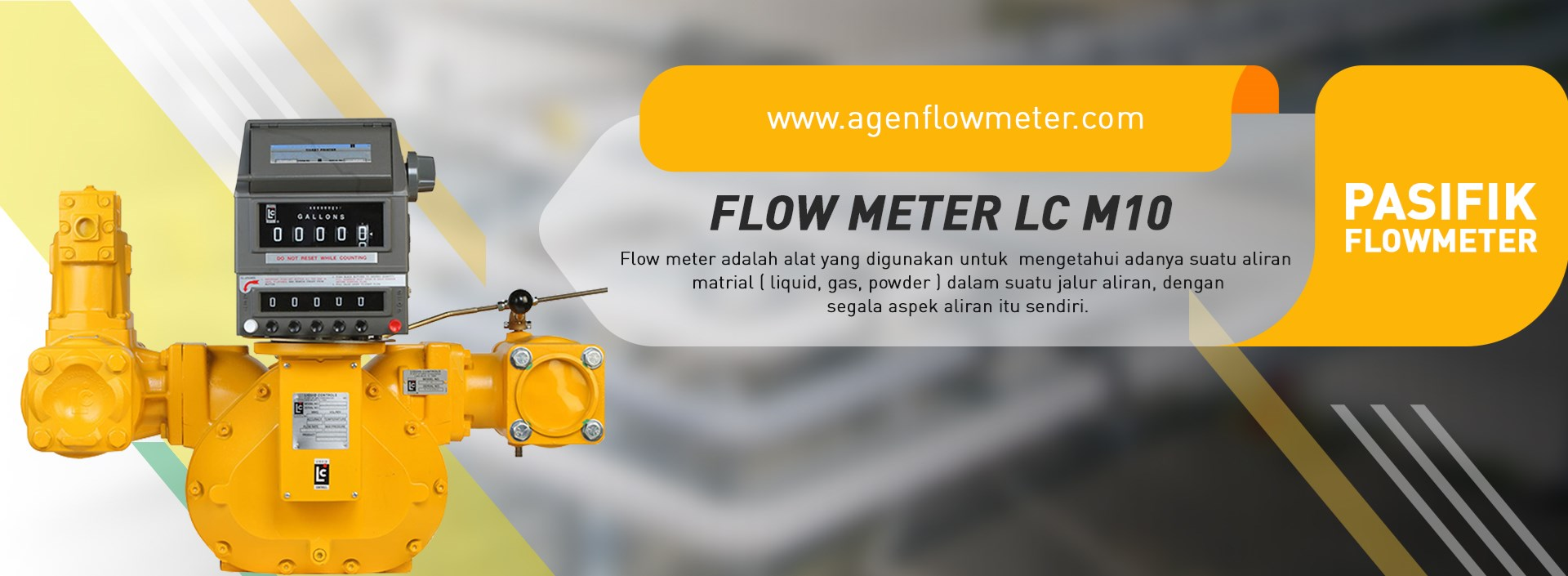 Pasifik Flowmeter