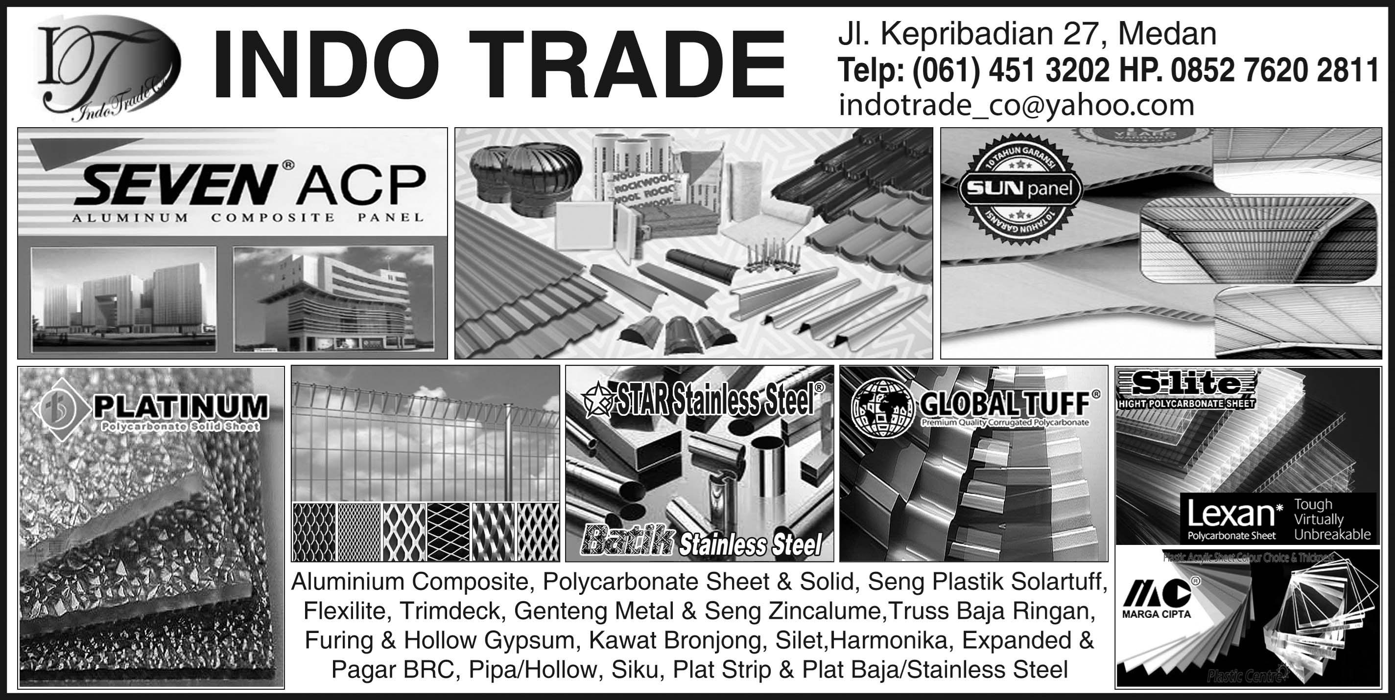 Logo Indo Trade