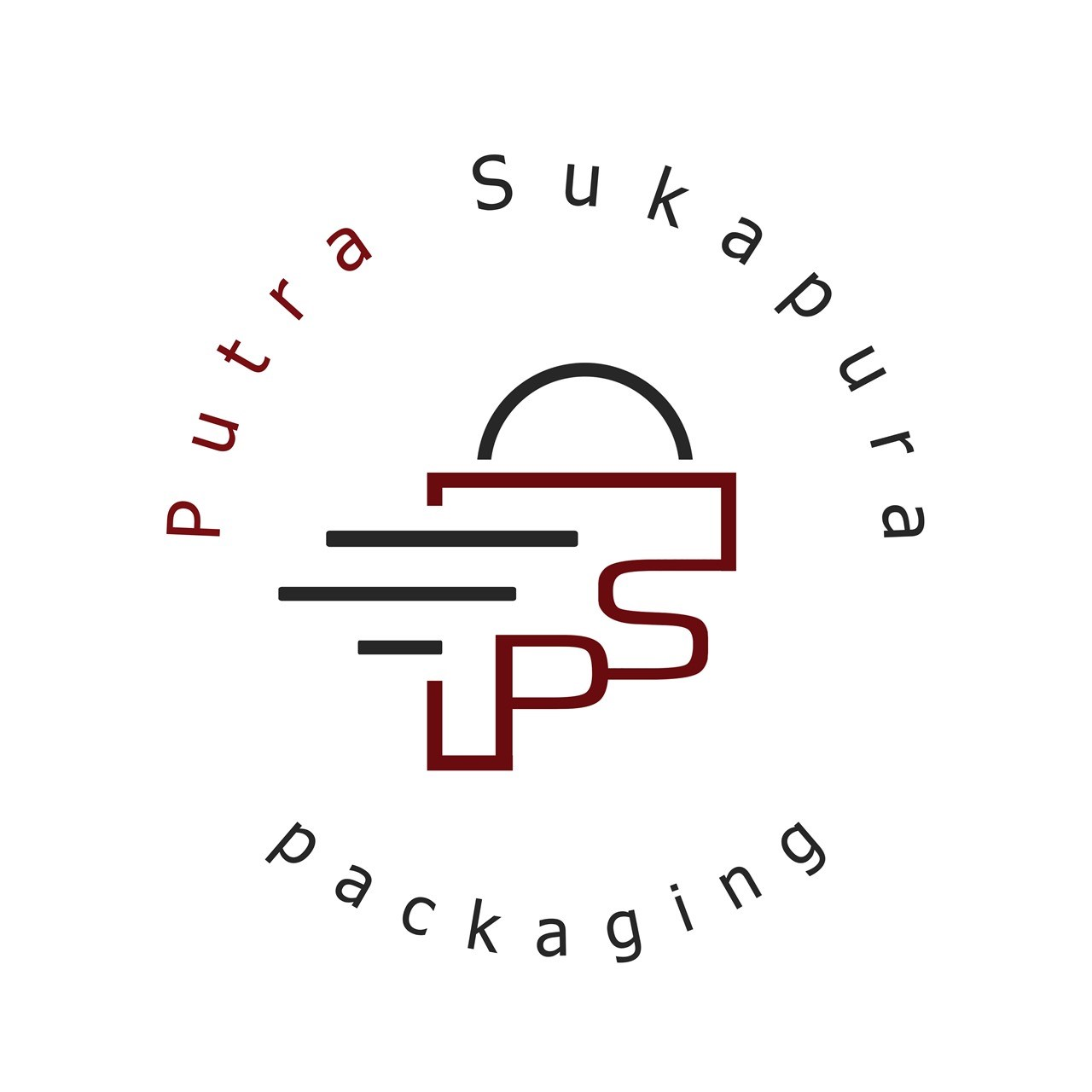 Logo Putra Sukapura Packaging