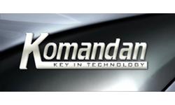 Logo Komandan Key