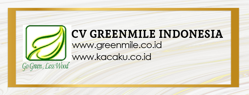 Logo CV Green Mile Indonesia