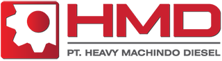 Logo PT Heavy Machindo Diesel