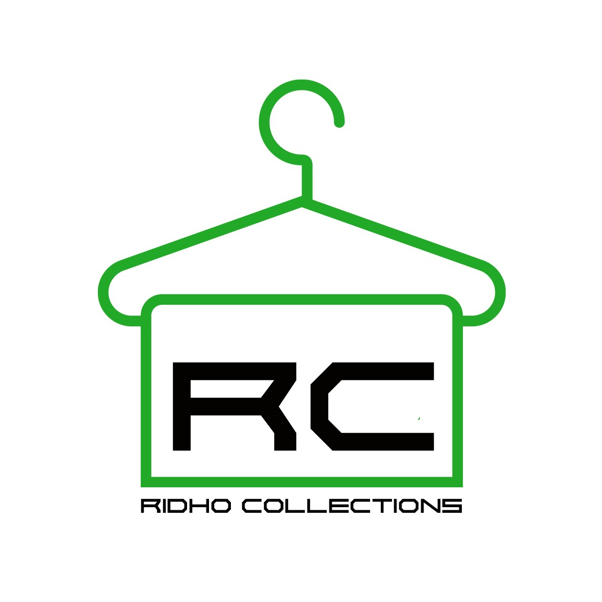 Logo Toko Ridho Collections