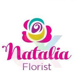 Logo Natalia Florist