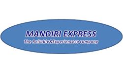 Logo CV. Mandiri Express