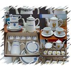 Cofee set promotion. Teapot and Cup set 10