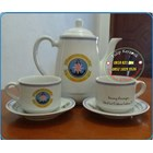 Cofee set promotion. Teapot and Cup set 13