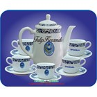 Cofee set promotion. Teapot and Cup set 5